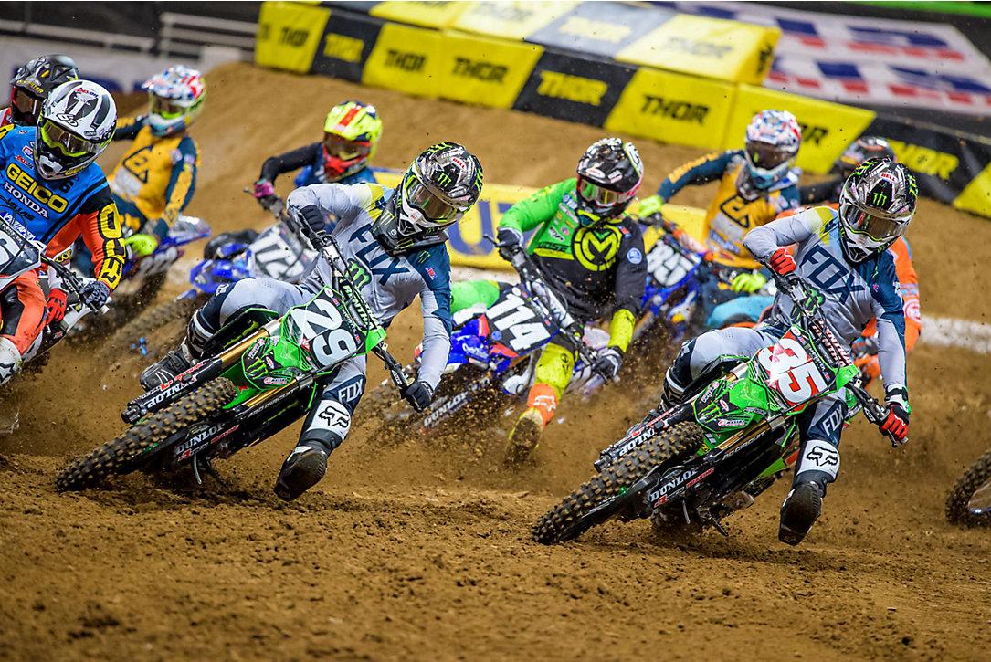 St. Louis, MO - Supercross Race Recap