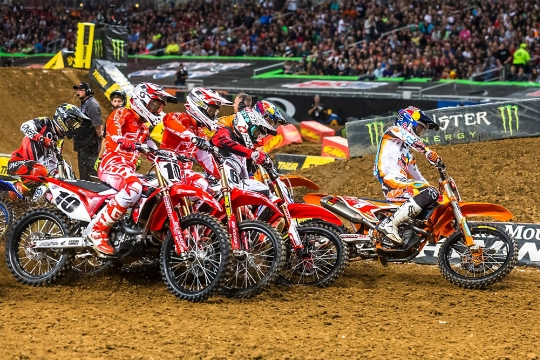 STL SX RESULTS & PHOTO GALLERY
