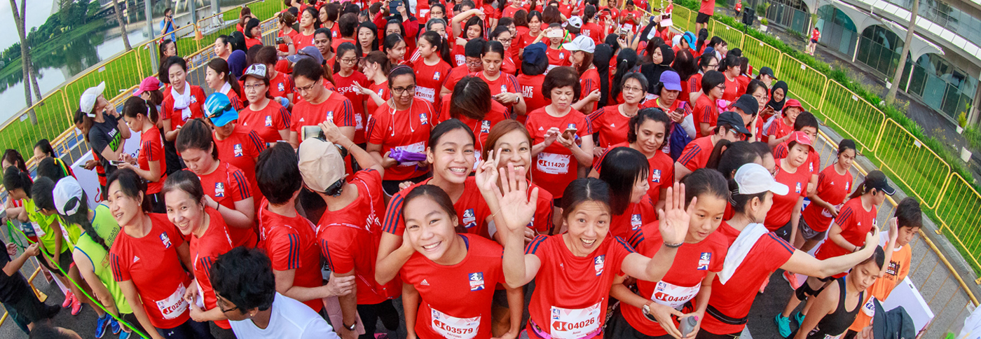 Stay in touch! - Great Eastern Women's Run