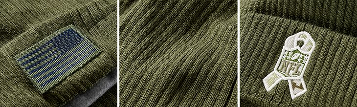 STS Knit Detail