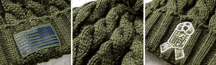 STS W Knit Detail