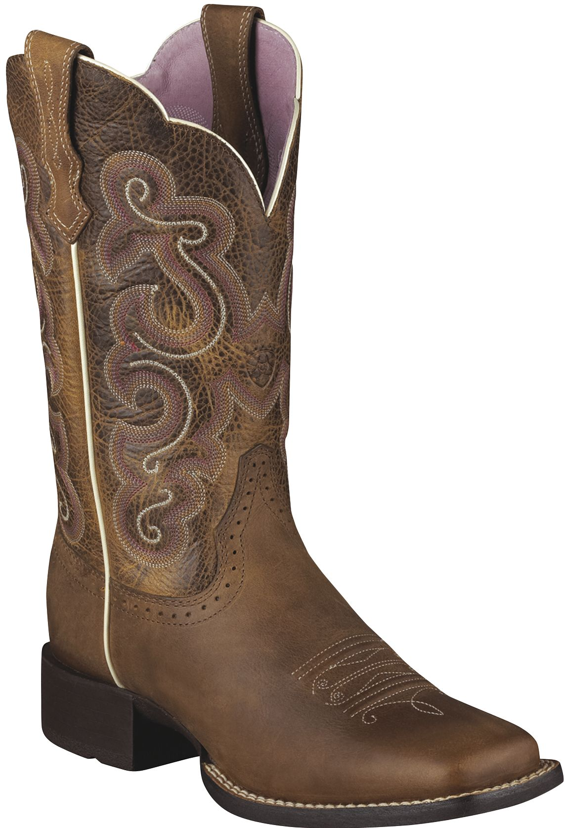 "Ariat Women's Quickdraw 11"" Western Boots