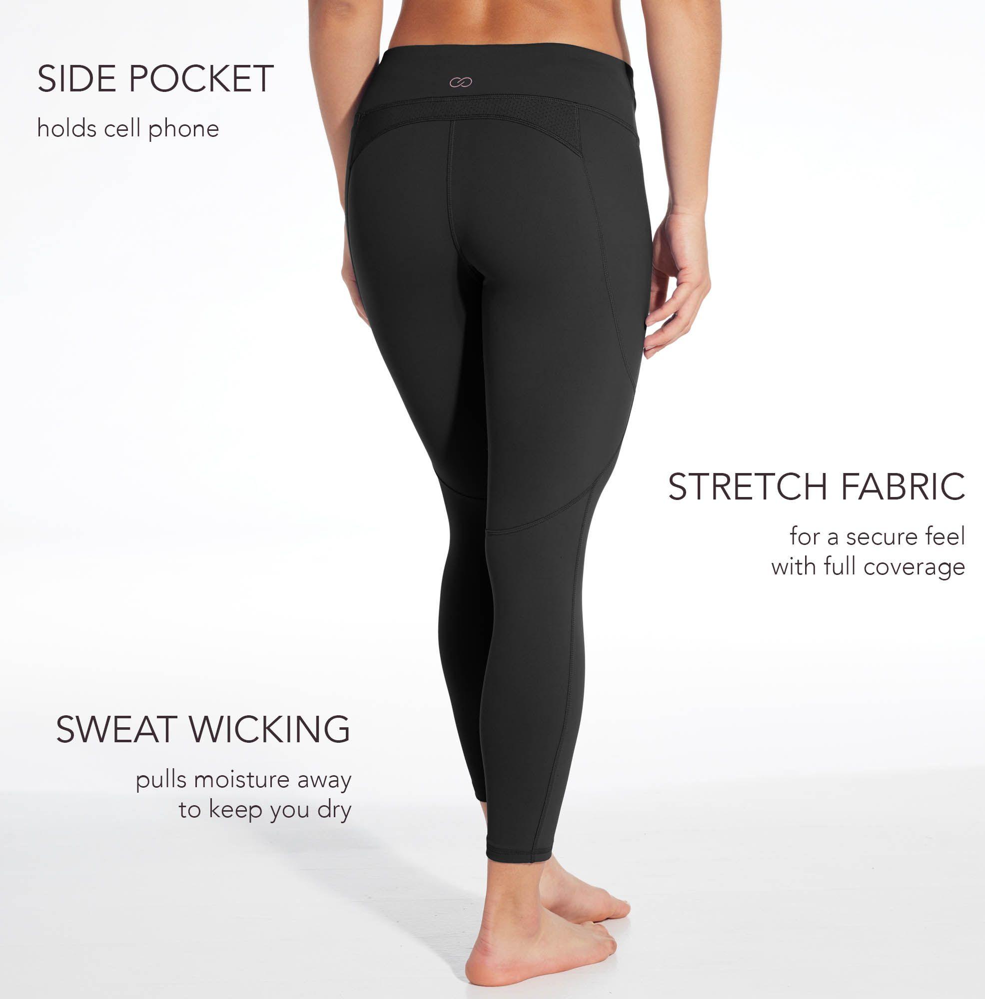 c86aaebef17e5 CALIA by Carrie Underwood Women s Energize 7 8 Leggings