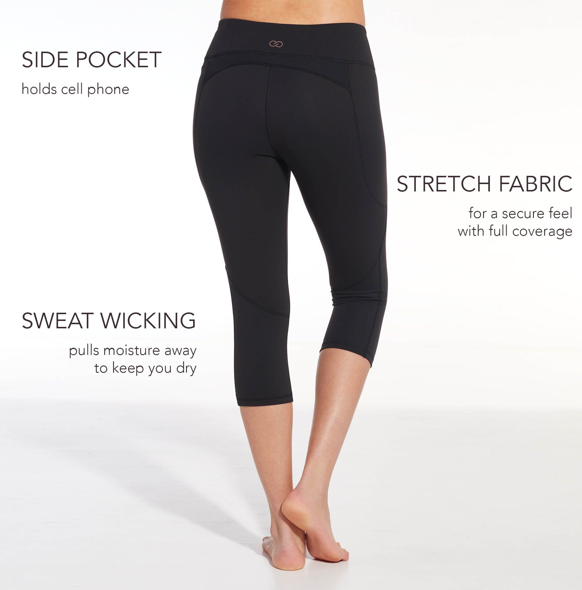 da86735b18b6f CALIA by Carrie Underwood Women's Energize Crop Tights | DICK'S ...