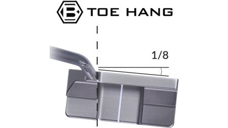 Queen B 6 Model – Toe Hang