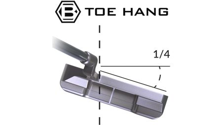 Studio Stock 2 Model – Toe Hang