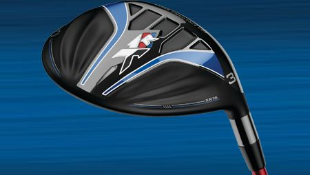 Callaway XR 16 Fairway Wood - Forgiveness