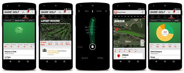Image result for game golf digital tracking system