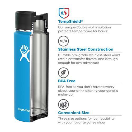 Hydro Flask Flip Top 16 oz  Bottle