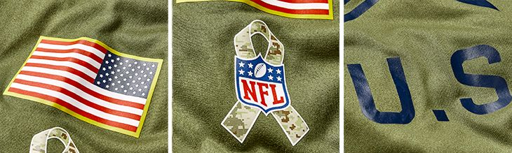meet 47bdf 19a7d Nike Youth Salute to Service Green Bay Packers Legend Long ...