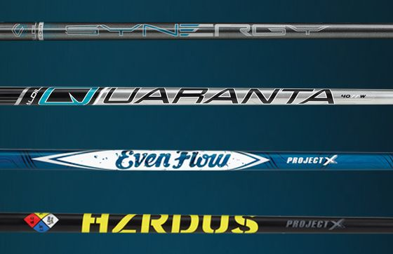 Premium Shaft Options