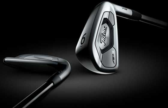 Titleist 718 AP3 Irons – Steel