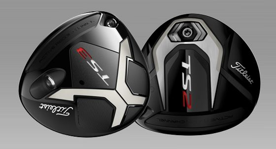 Titleist – TS Fairway Woods Selection