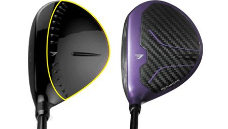 Tommy Armour ATOMIC Fairway Woods - Forgiveness