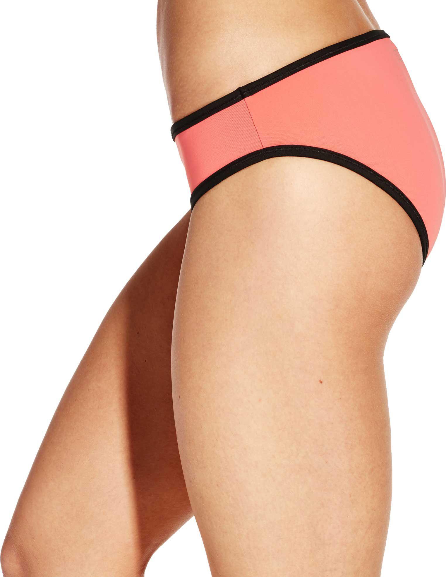 Banded bikini bottoms