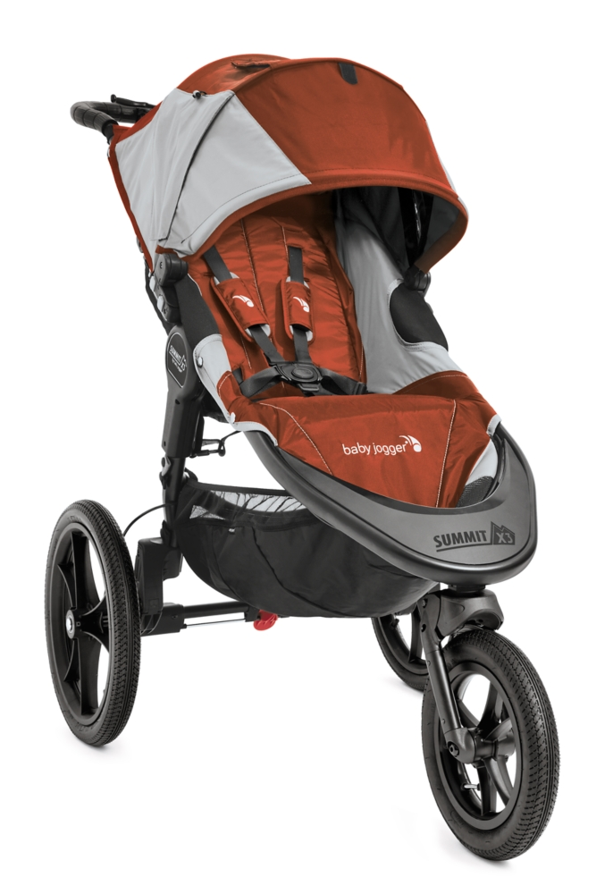 Baby Jogger Summit X3 Strollers | Baby World of Stoney Creek