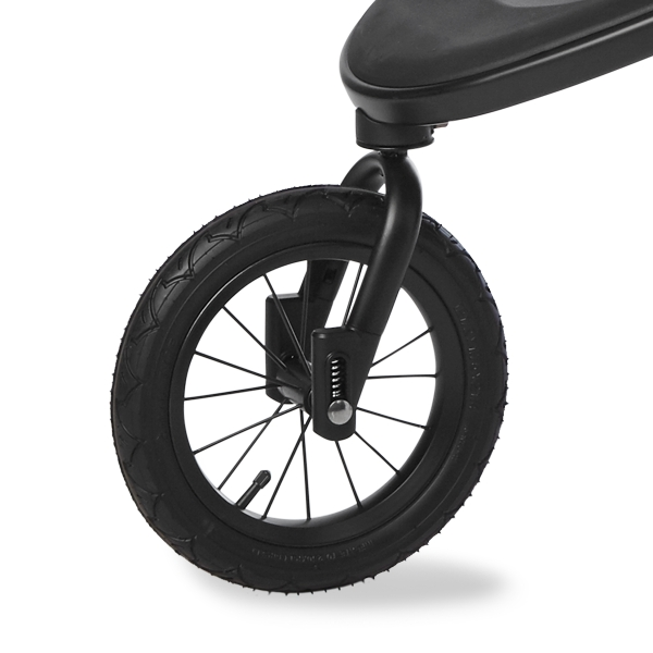 Air-Filled Rubber Tires