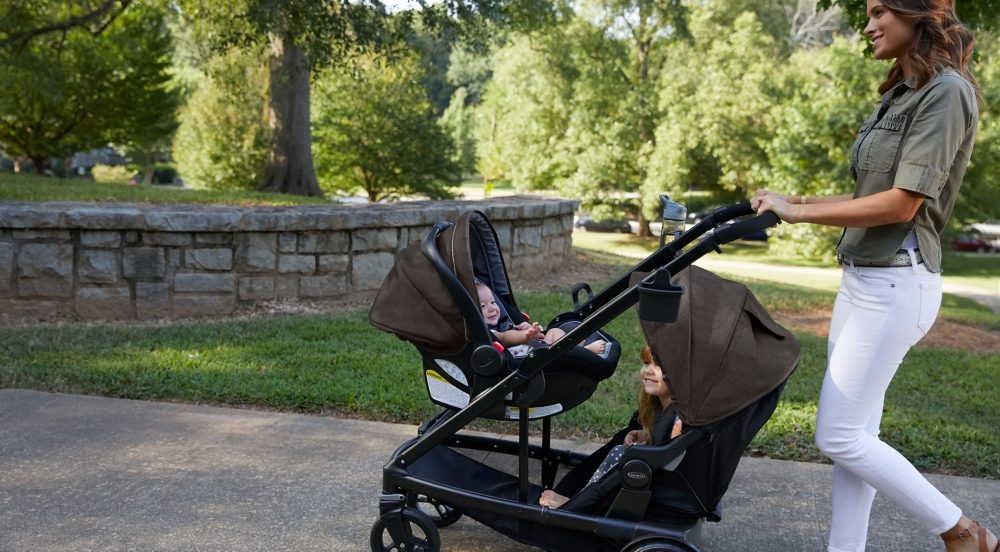 Things To Consider When Buying A Stroller Graco 174