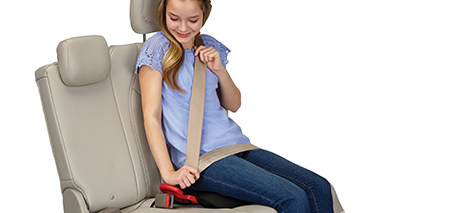 Best Fitting Seat Belt Trainer
