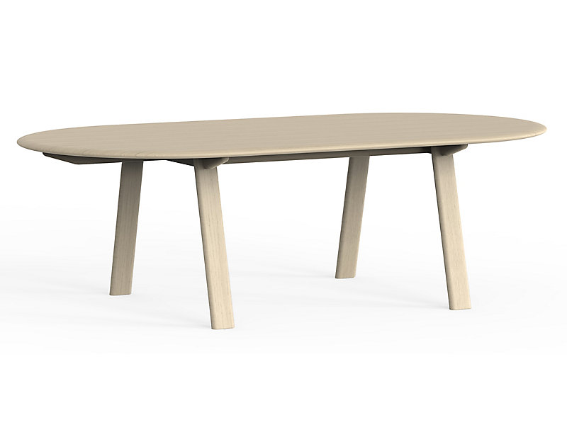 Ami Racetrack Low Conference Height Table