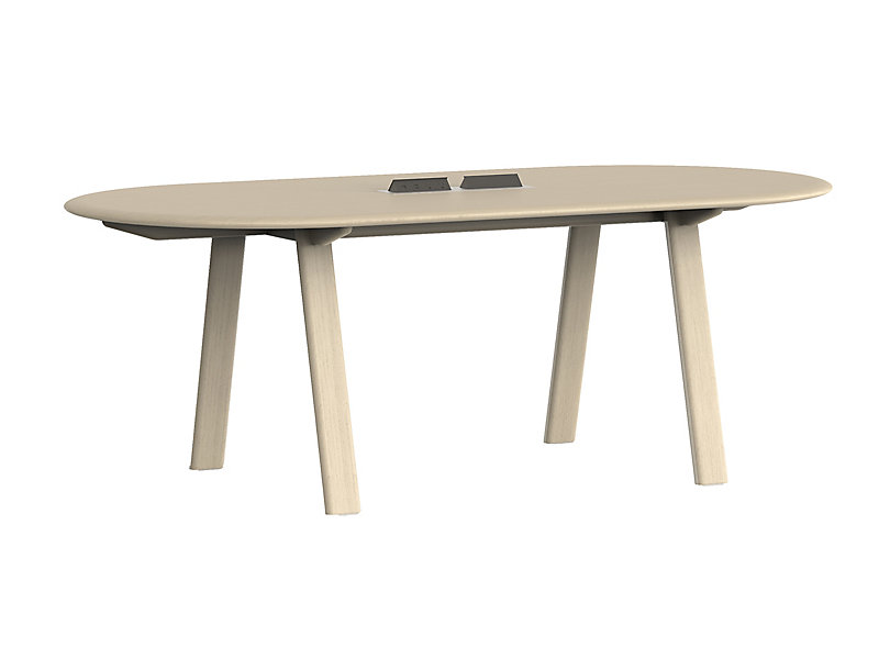Ami Racetrack Conference Table - 84