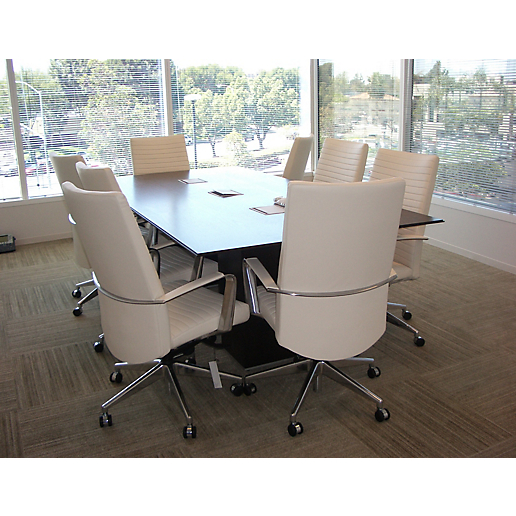 Cadre Conference Seating, LOGICmeet Conference Table