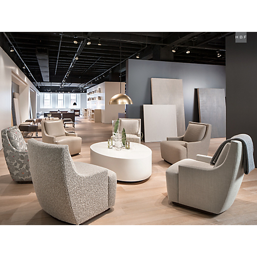chicago showroom hbf furniture