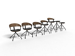 Essens Chairs and Stools