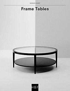 frame rectangular coffee table | hbf furniture