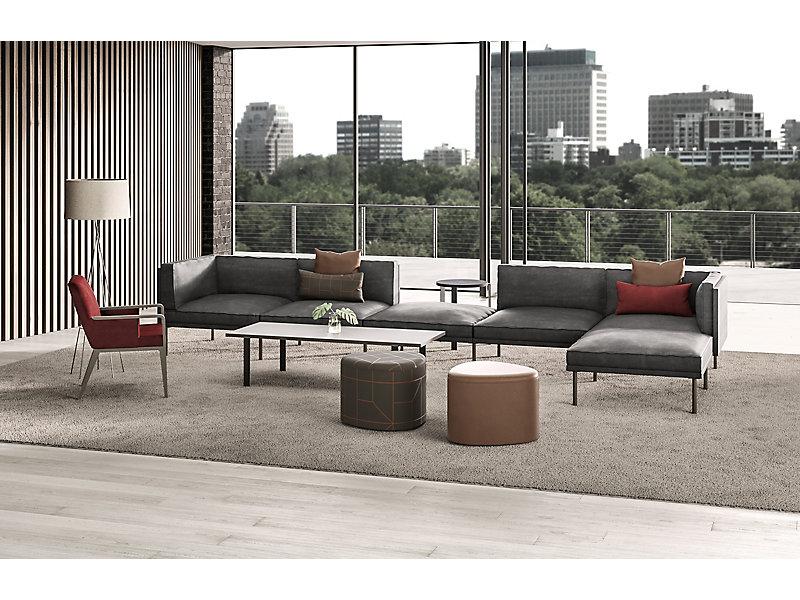 Triscape Pouf Hbf Furniture