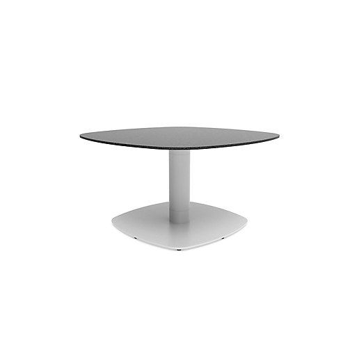 Meki Soft Square Low Conference Height Table 48 Hbf Furniture