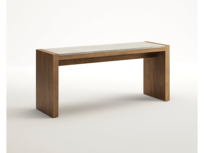 Fresh Counter Height Parsons Table