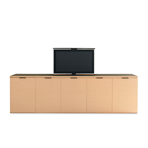Sideboard Tv Lift linea tv lift credenza | hbf furniture