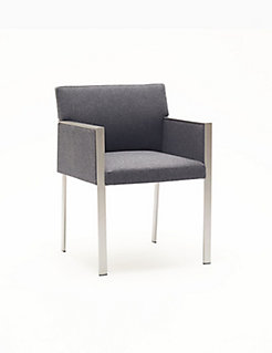 Corfino Guest Chair - closed arm