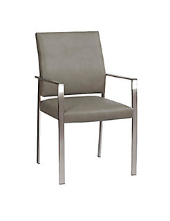 Corfino Guest Chair - High Rectangular Open Back