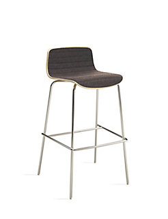 Andaz Low Back Barstool
