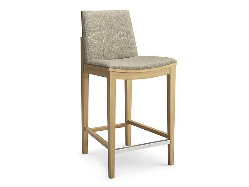 carlyle upholstered counter stool hbf furniture