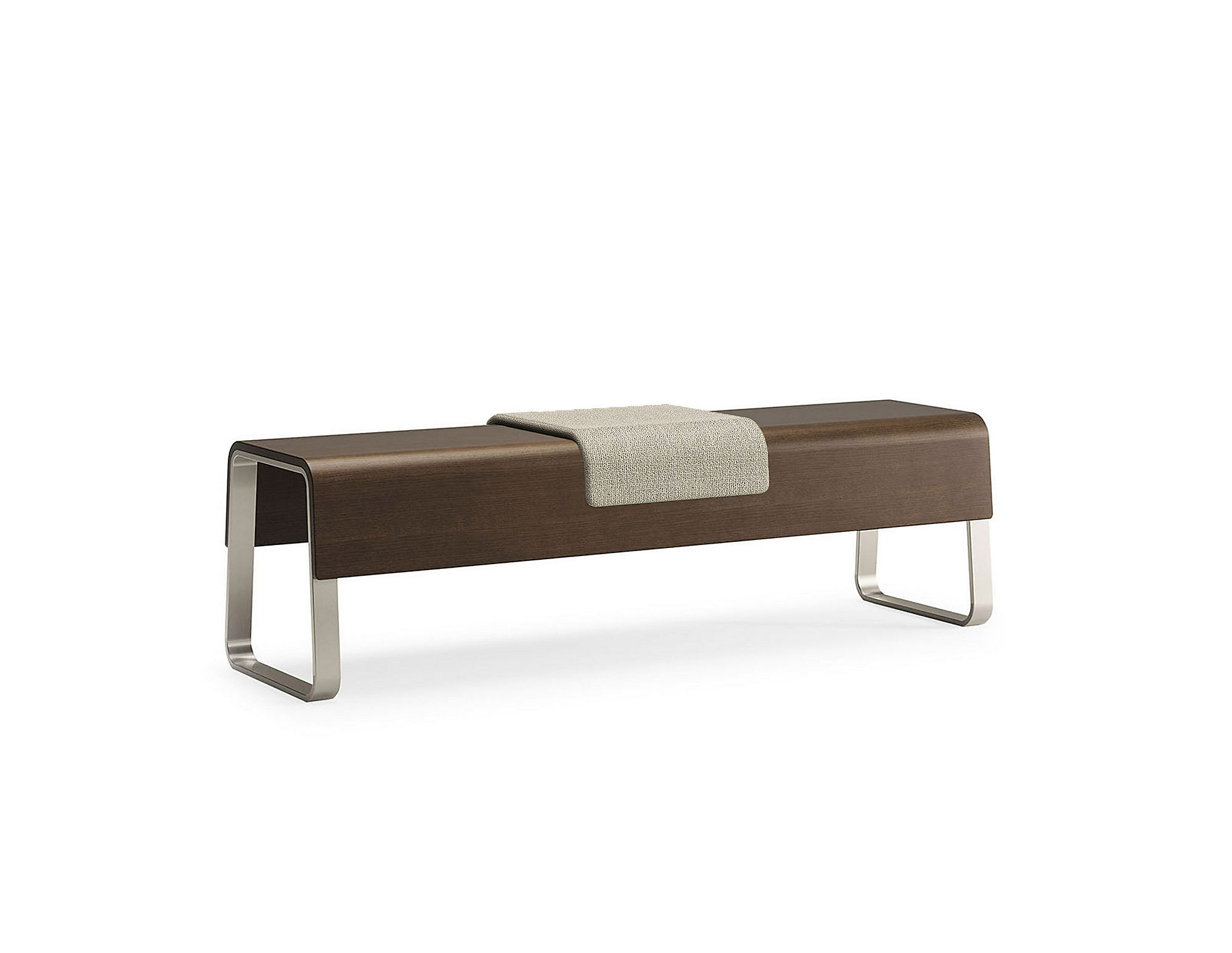 Cheval Upholstered Bench