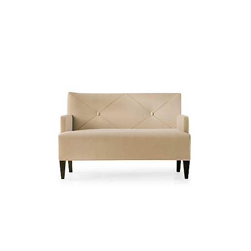 Brentwood Loveseat - Button Back