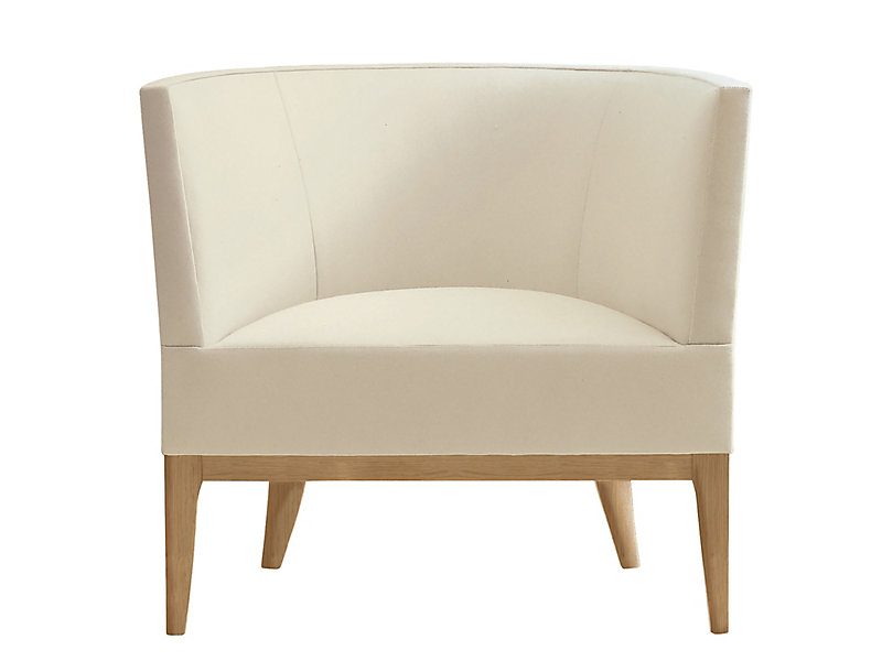 Charlotte Fully Upholstered Lounge Chair Hbf Furniture
