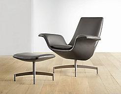 Dialogue Lounge Chair Hbf Furniture