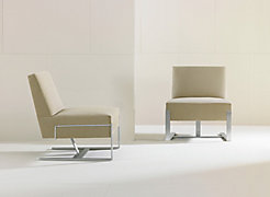 Fine Line Lounge Chairs