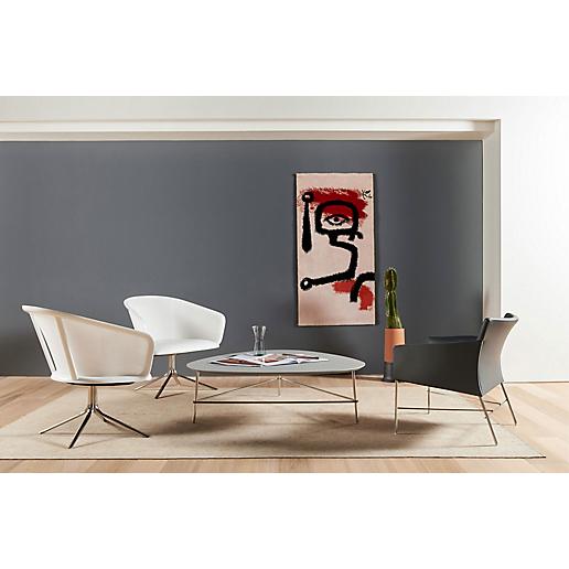 Asa Lounge Chair + Nest Lounge Chairs