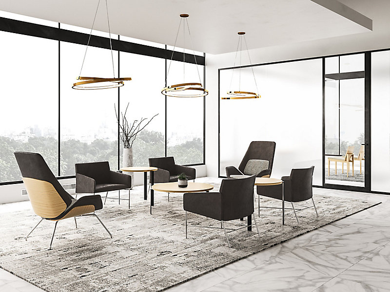 S Shaped Dining Chairs