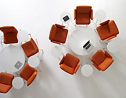 November Lounge Chairs and Tables