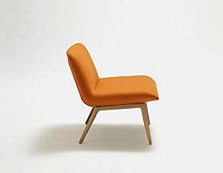 November Armless Lounge Chair