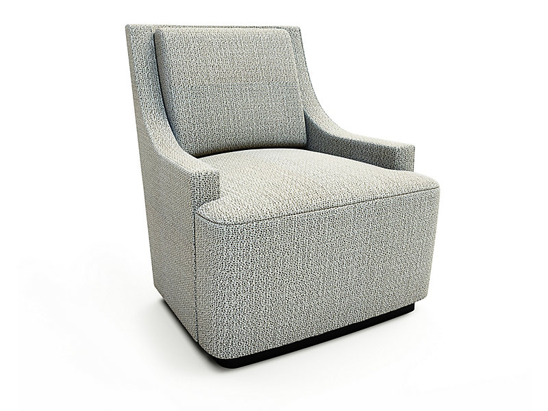 Scoop Lounge Chair Hbf Furniture