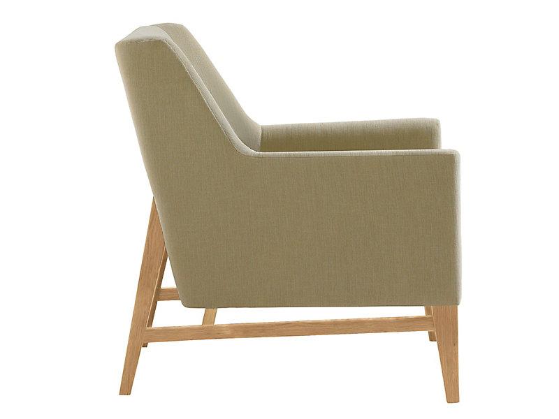 trestle lounge chair hbf furniture