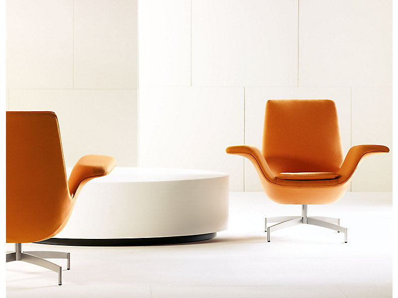 Oval Egg Coffee Table | HBF Furniture