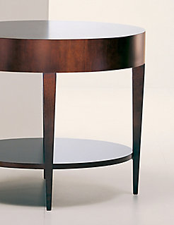 catalina round side table | hbf furniture